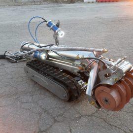AGNES –  Robotic tank cleaner