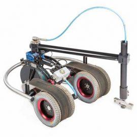 SAMANTHA –  Robotic tank cleaner